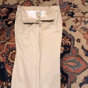 Kim Rogers 14 P Khaki pants